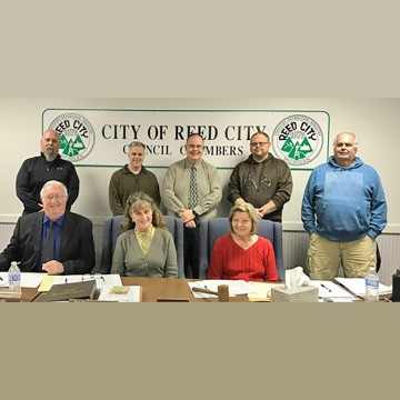 City Council, City of Reed City
